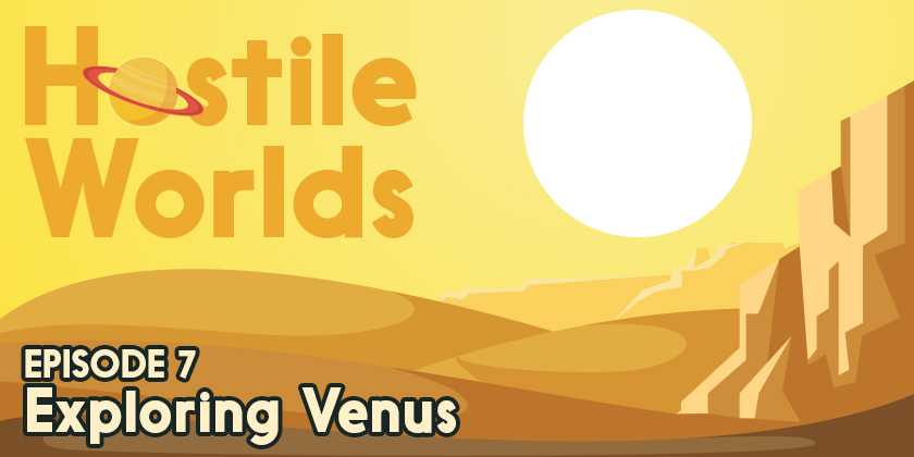 探索金星| 第7集