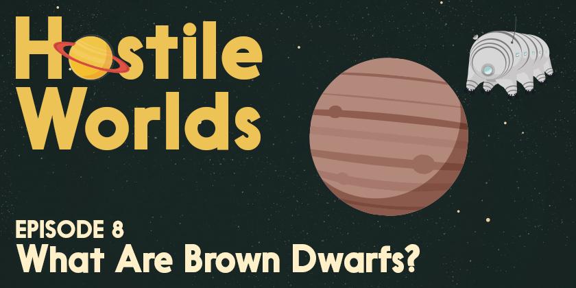 什么是棕色矮人?第8集